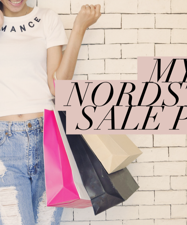 My Nordstrom Sale Picks